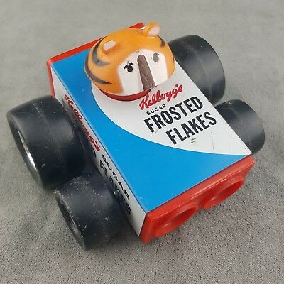 Vintage Tony the Tiger Kellogg's Frosted Flakes Buddy L Car
