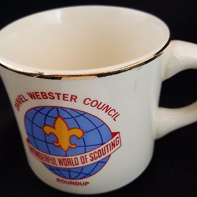 Daniel Webster Council BSA Mug Roundup Wonderful World of Scouting Boy Scouts
