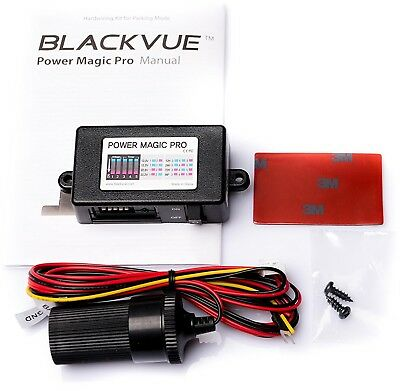 Power Magic PRO for BlackVue Vehicle Recording System Car Battery power saver