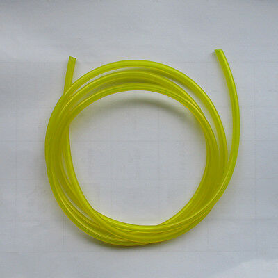 Hot Fuel Hose Petrol Pipe 1mx3mm For Strimmer Chainsaw Brushcutter Hedgetrimmer