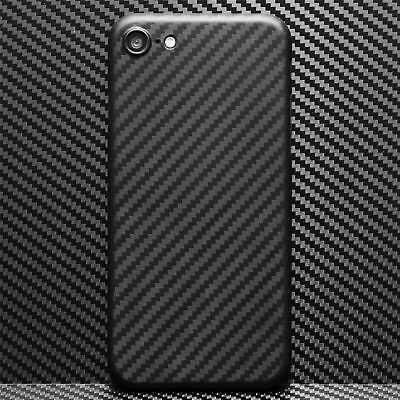 Ultra Thin Slim Hard Case Cover Carbon Design Cover For Apple iPhone 7 iPhone 8