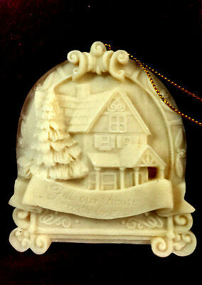 Now and Forever Christmas Traditions Ornament by Roman The House NIB