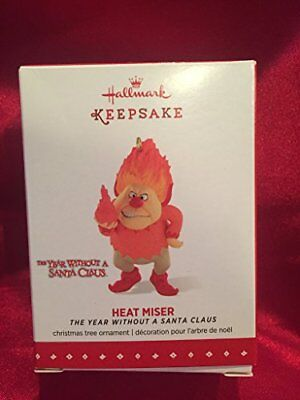 The Year Without A Santa Claus - Heat Miser Ornament 2015 Hallmark