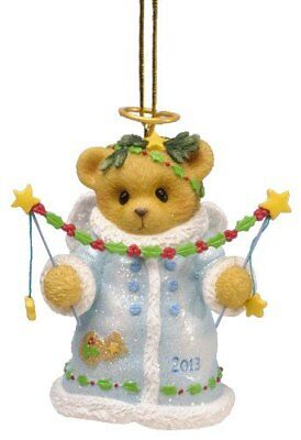 Cherished Teddies You Put the Christmas Twinkle in My Eye Ornament 2013
