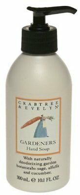 Crabtree and Evelyn Gardeners Liquid Soap