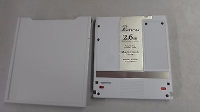imation 2.6gb rewritable optical disk macintosh format