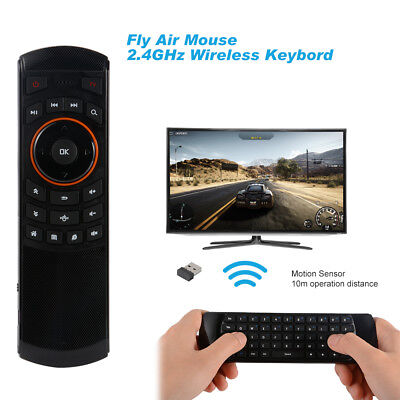 2.4G Wireless Remote Keyboard Air Mouse Motion Sensor for Android TV Box AC889