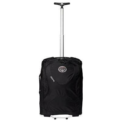 New Osprey Ozone 36 Roller Bag Outdoors Travel Accessory 189Black