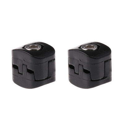 2pcs Drop Away Arrow Rest Fastener Clips for Compound Bow Hunting