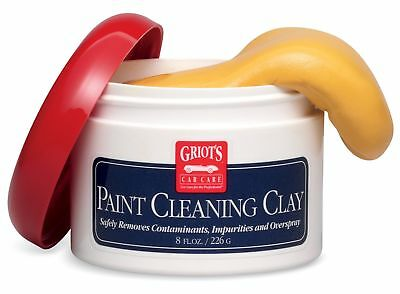 Griot's Garage Paint Cleaning Clay-8-Ounce