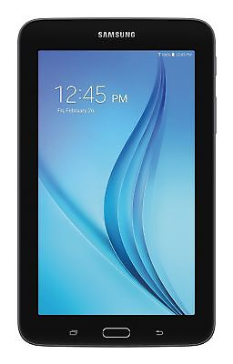 "Samsung Galaxy Tab E Lite 7""; 8 GB Wifi Tablet (Black) SM-T113NYKAXAR Black"