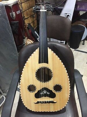 Arabic Oud String Instrument and BAG