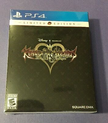 Kingdom Hearts HD 2.8 Final Chapter Prologue [ Limited Edition Pack ] (PS4) NEW