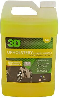 Upholstery and Carpet Shampoo 1 Gallon