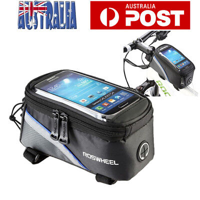 New Cycling Bike Bicycle Touch Screen Cell/Mobile Phone Package Front Tube Bag