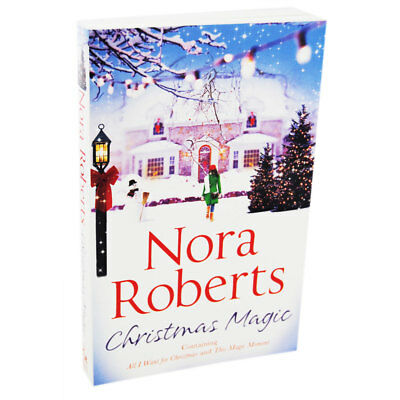 Christmas Magic by Nora Roberts (Paperback), Fiction Books, Brand New