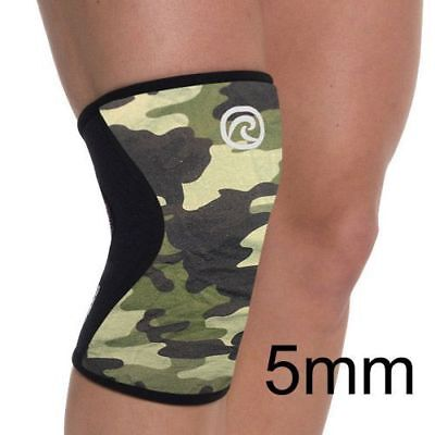 Rehband CrossFit Knee Support Core Line 7751 Camo Injury Fitness Weightlifting