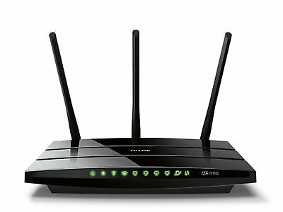 TP-Link Archer C7 AC1750 1750Mbps Dual Band Smart WiFi Wireless Gigabit Router