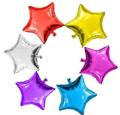 10pcs/lot 10inch Star balloons 25CM Five-Point ballon For Wedding Birthday Party