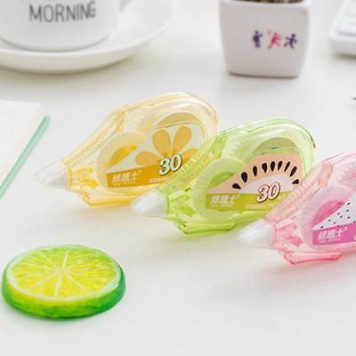 1x Cute Correction Tape  White Out Decorative School Office Supply Stationery
