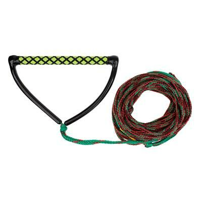 18m Water Ski Rope Boat Tow Rope Line for Surfing Waterskiing Wakeboarding