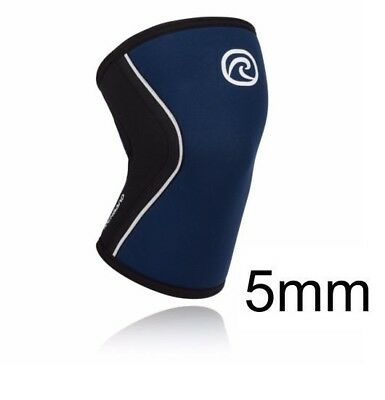 Rehband CrossFit Knee Support Rx Line 105308 Injury Fitness Weightlifting | 5mm