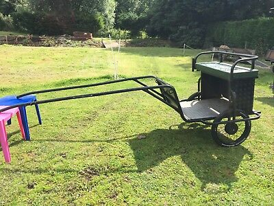Pony / Cart Trap, Horse Carriage, Excellent Condition, Fit's Approx 12H To 14H