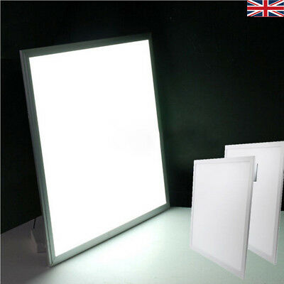 Ultra slim LED Panel Light Ceiling Suspended Recessed Office Lighting Flat Lamp