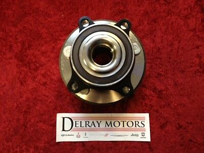 Rear Wheel Hub & Bearing Assy 10-12 Edge, Flex, Taurus, Mkx, Mkt, Mks Brand New!