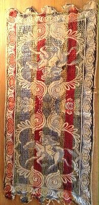 Tapestry-Antique French Wall Hanging-Vintage Horse Tapestry