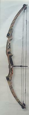 ARCO COMPOUND 55 LBS MAN KUNG Mod.MIMETICO CAMO new!!!!