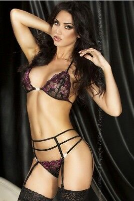 Collection Sensual Set & Stockings L/XL. Completini Intimo