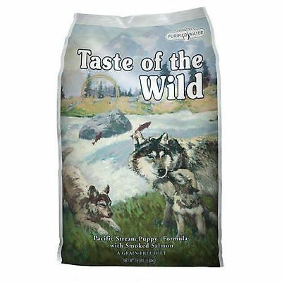 Taste Of The Wild Pacific Stream Puppy with Smoked Salmon Puppy Food 6.8 Kg