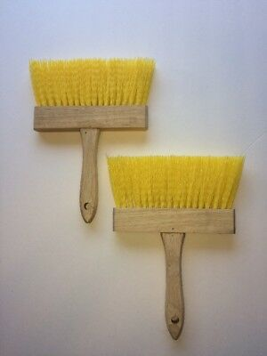 Whisk Brooms Set Of 2 For Home Auto Office Free Shipping