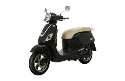 New 2017 (67) Sym Fiddle Iii 200Cc Scooter