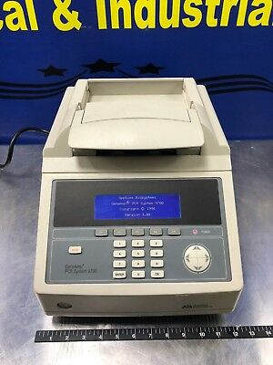 Applied Biosystems GeneAmp PCR System 9700 Version Thermocycler