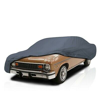 4 Layer Waterproof Car cover  Chevy Nova 2-dr. 1972 1973 1974