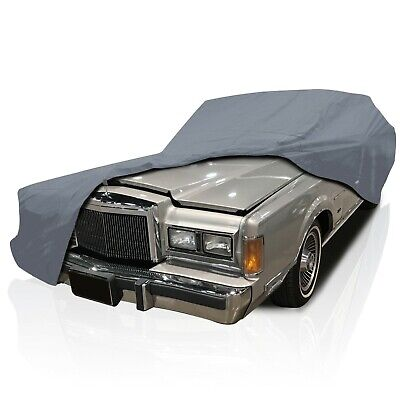 Covercraft Ready-Fit Multibond 200 Series Long Car Cover Gray C40008WC