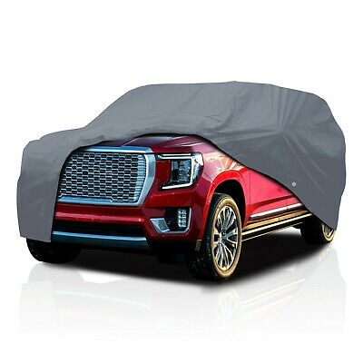 [CSC] 5 Layer SUV Full Car Cover For GMC YUKON 2001 2002 2003 2004 2005 2006