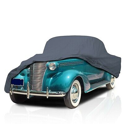 [CSC] 5 Layer Car Cover For Ford Deluxe 1938 1939 1940 1941 1942