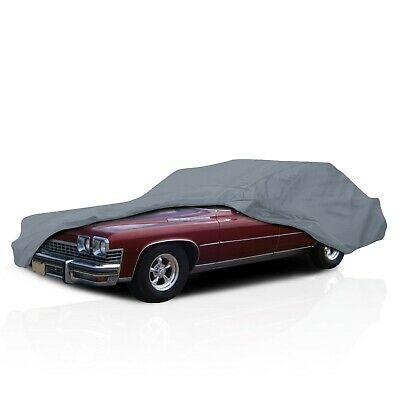 [CSC] 4 Layer Full Car Cover For Buick Estate Wagon 1977 1978 1979 1980-1990