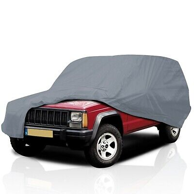 [CSC] 5 Layer SUV Car Cover For TOYOTA LAND CRUISER SERIES 60 1980-1990