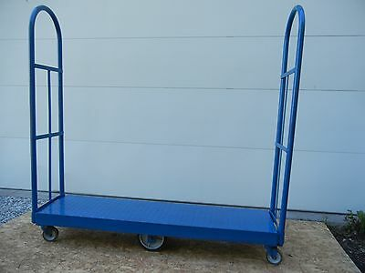 U Boat stock cart used very clean Grocery, Dolly, Platform Truck