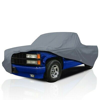 Full Truck Cover 4 Layer Isuzu Pickup Space Cab Short Bed 1988-1992