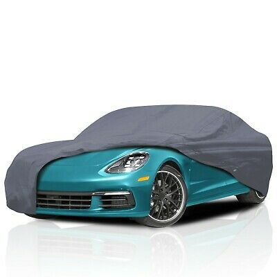 [CSC] 5 Layer Car Cover For Saturn SC SC1 SC2 1997 1998 1999 2000-2002