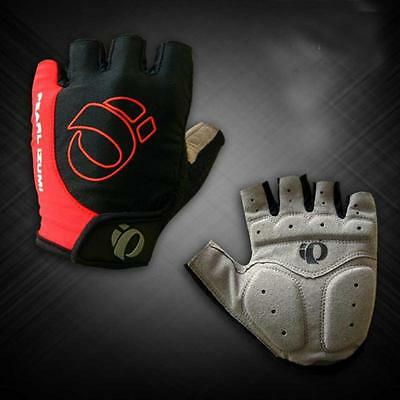 Good Cycling Gloves Antiskid Mountain Gel Half Finger Gloves For Motorcycle cw