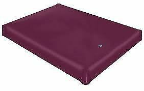 Free Flow Full Motion Hardside Waterbed Mattress By Innomax Queen (60x84)