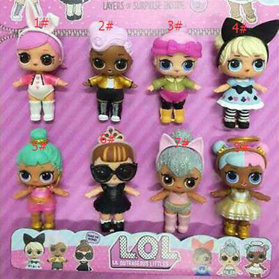 LOL Surprise L.O.L Doll Series 2 -7 Layers of Fun1 Dolls,Blind Mystery Ball Toy.