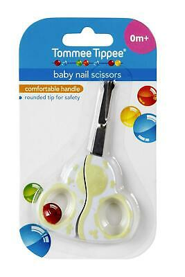 Tommee Tippee Baby Nail Scissors Free Shipping!
