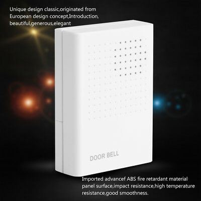 Mini DC 12V Wired Doorbell Door Bell For Home Office Access Control System